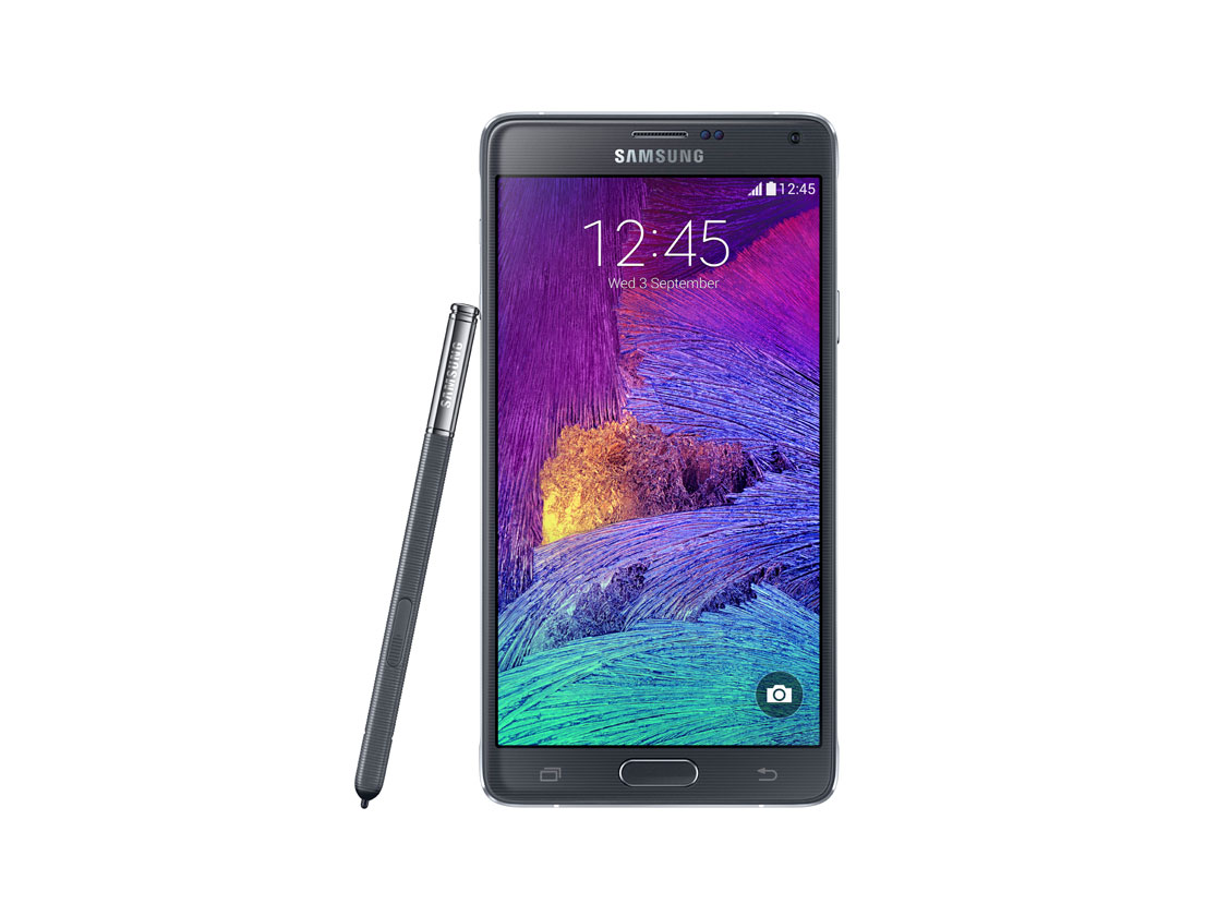 Samsung Galaxy Expands to Include Note 4 and Note Edge ...