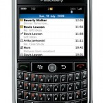 BlackBerry Tour for Sprint