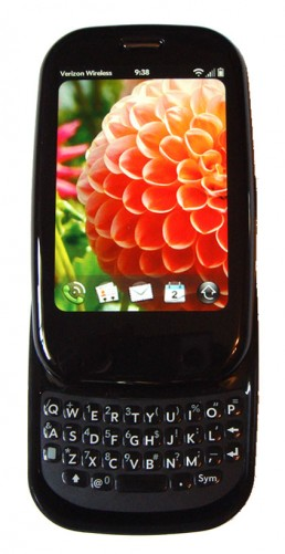 Palm Pre Plus with Keyboard