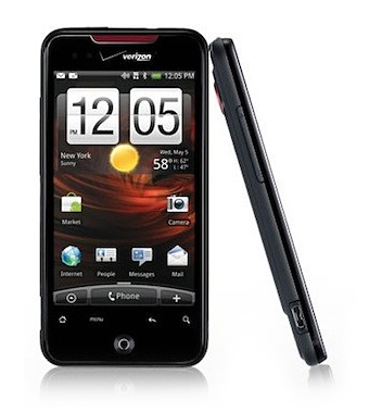 HTC Droid Incredible from Verizon Wireless