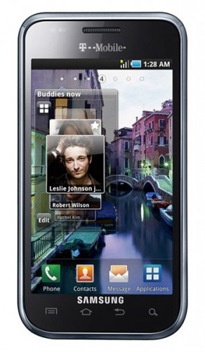 Samsung Vibrant from T-Mobile