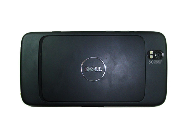 Dell Streak with Google Android OS