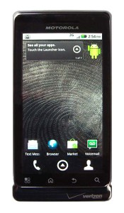 Motorola Droid from Verizon Wireless