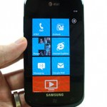 Samsung Focus Windows Phone from AT&T