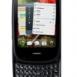 Palm Pre 2 with webOS 2.0 from HP