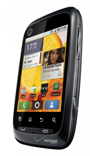 Motorola Citrus from Verizon Wireless
