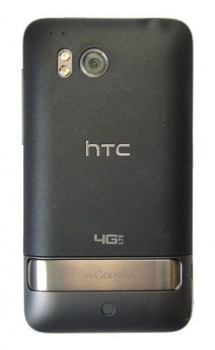 HTC ThunderBolt -- Rear View