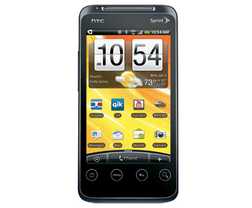 HTC EVO Shift 4G from Sprint