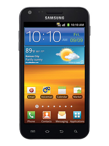 Samsung Epic 4G Touch from Sprint