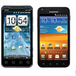 Samsung Epic 4G Touch vs. HTC EVO 3D