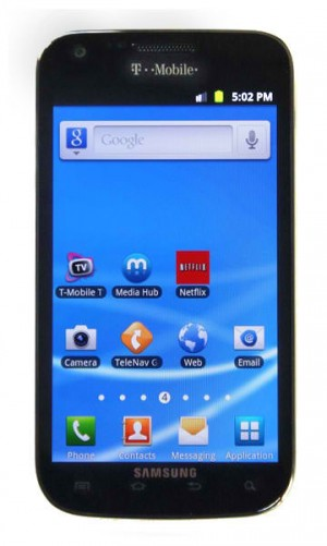 Samsung Galaxy S II from T-Mobile