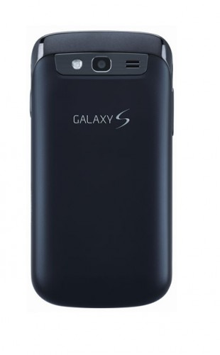 Samsung Galaxy S Blaze 4G - Back View