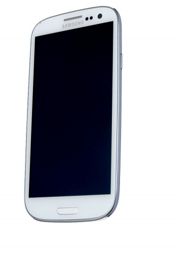 Samsung Galaxy S III -- Front View