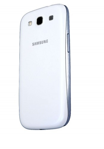 Samsung Galaxy S III -- Rear View