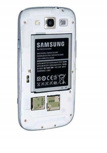 Samsung Galaxy S III -- Internal
