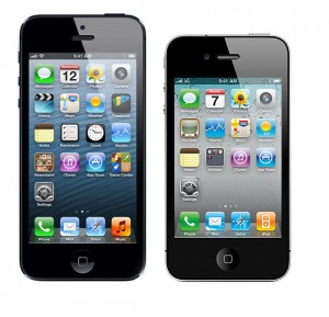 Apple iPhone 5 vs. iPhone 4S