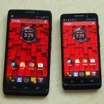 Motorola Droid Ultra and Droid Mini
