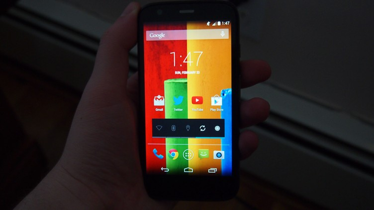 Motorola Moto G Cheap Android Phone