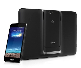 Asus, AT&T, PadFone X, Android