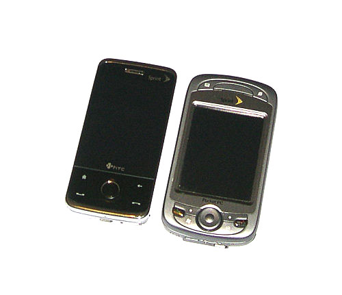 HTC Touch Pro vs. HTC Mogul