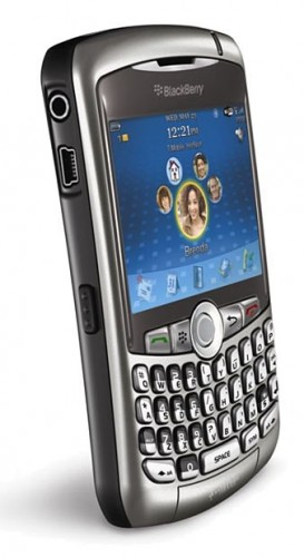 BlackBerry Curve 8900 for T-Mobile