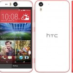 HTC Desire Eye press shot