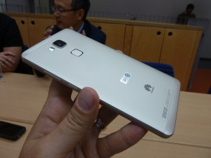 Huawei Ascend Mate 7 Hands-on Preview: Big Potential