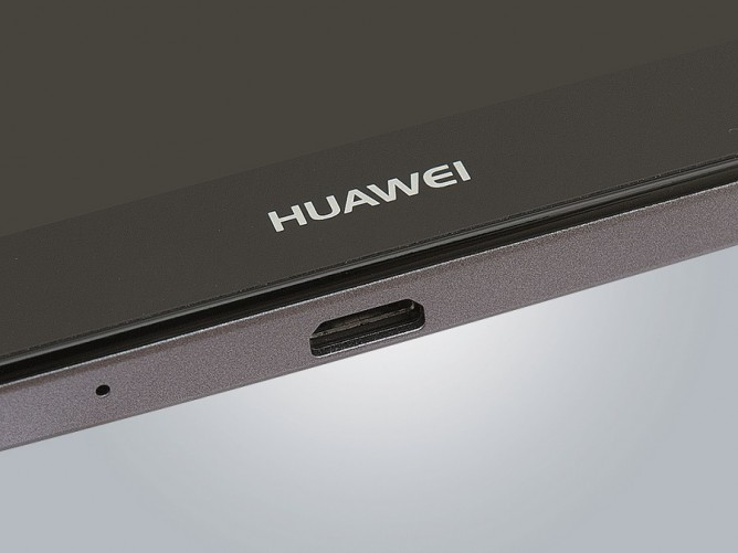 Huawei Ascend Mate7 bottom