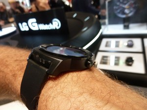 LG G Watch R preview